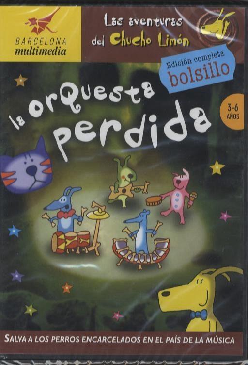 La Orquesta Perdida (cd-rom) por Vv.aa.