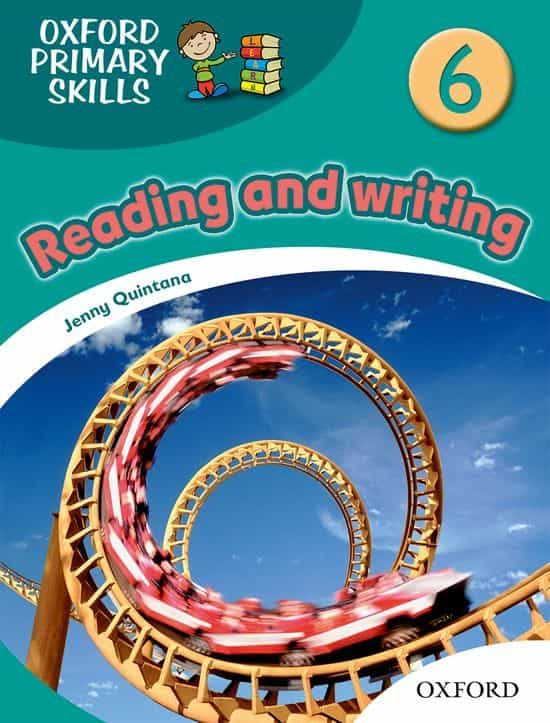 oxford primary skills 6 skills book-9780194674089