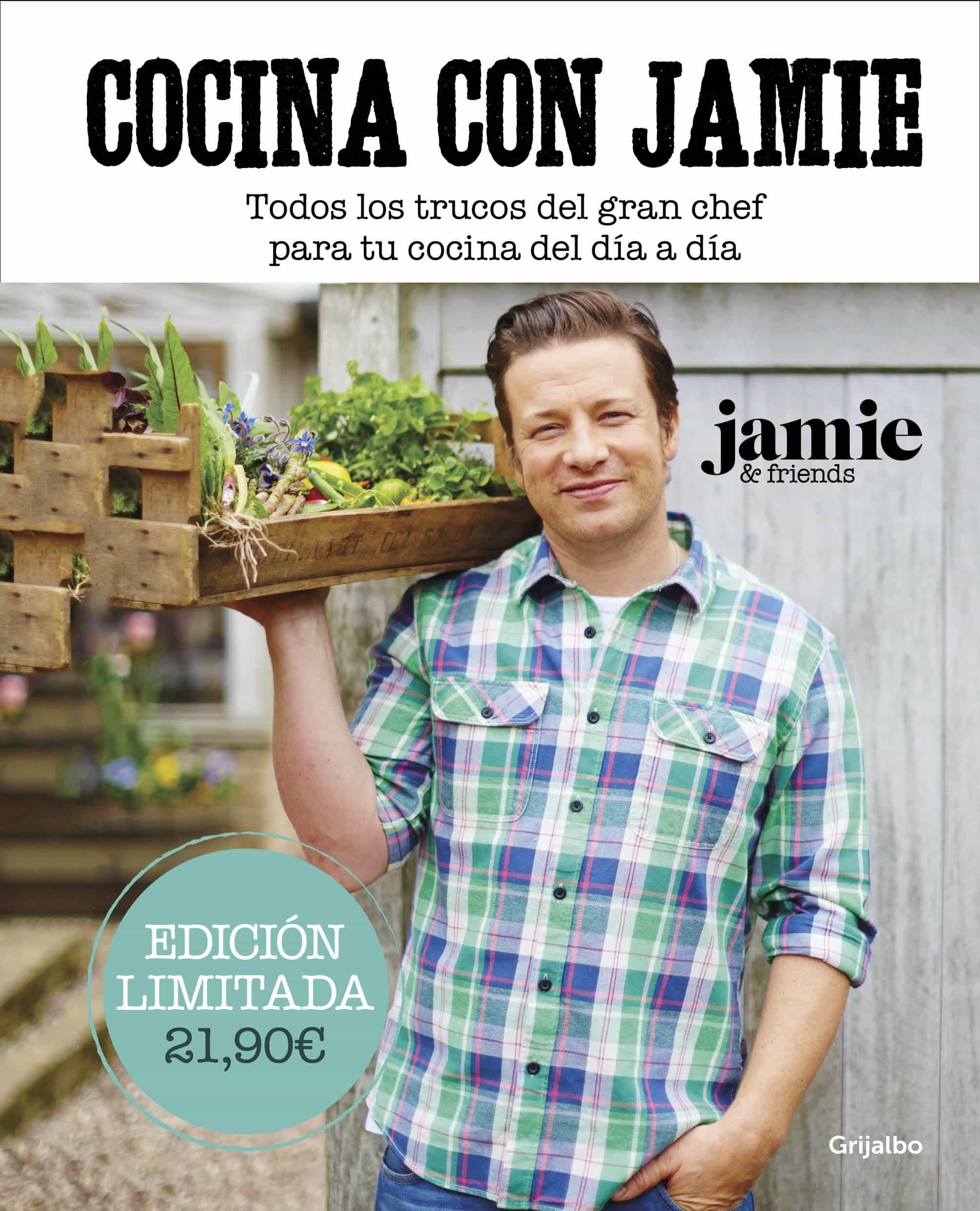 COCINA CON JAMIE (EDICION EN ESTUCHE) | JAMIE OLIVER