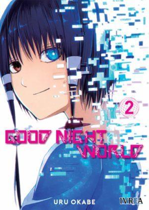 Good Night World Nº 2 por Uru Okabe