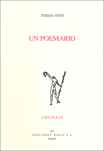 Un Poemario (premio Adonais 2007) por Teresa Soto Gonzalez epub