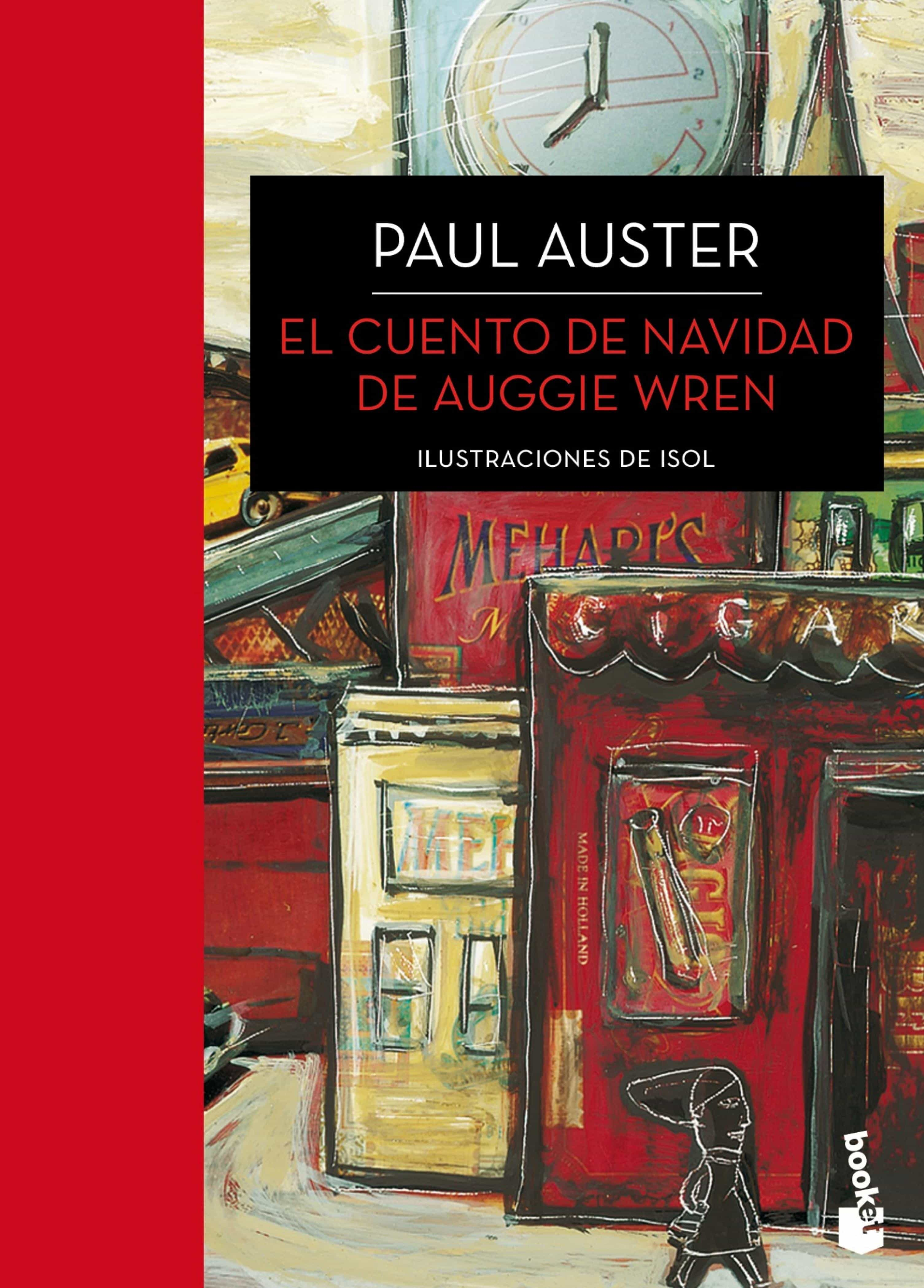 El Cuento De Navidad De Auggie Wren   por Paul Auster