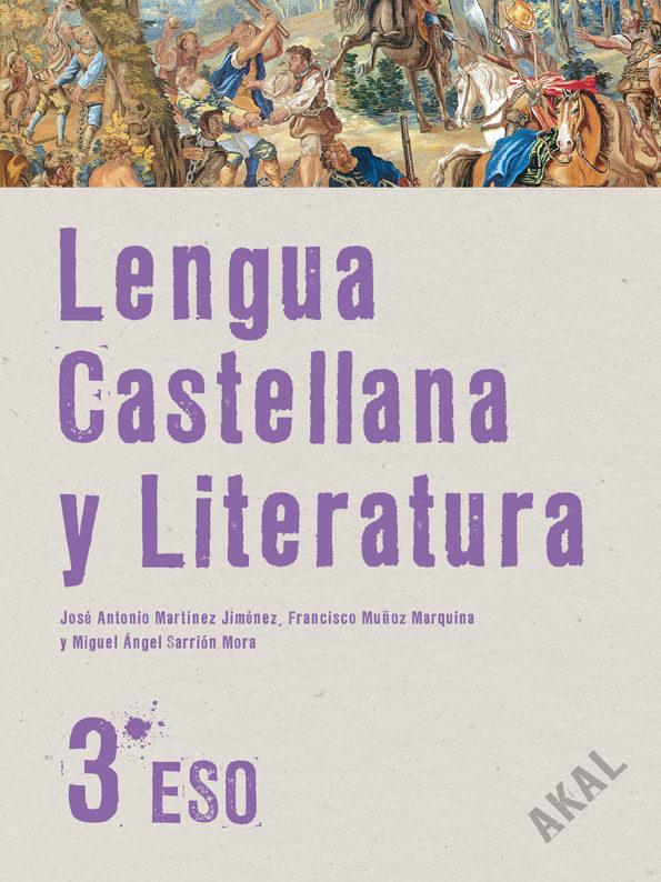 Lengua Castellana Y Literatura (3º Eso) por Vv.aa. epub