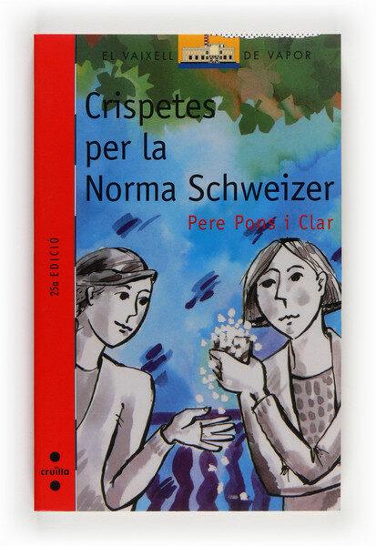 crispetes per a la norma schweizer-pere pons i clar-9788476298589