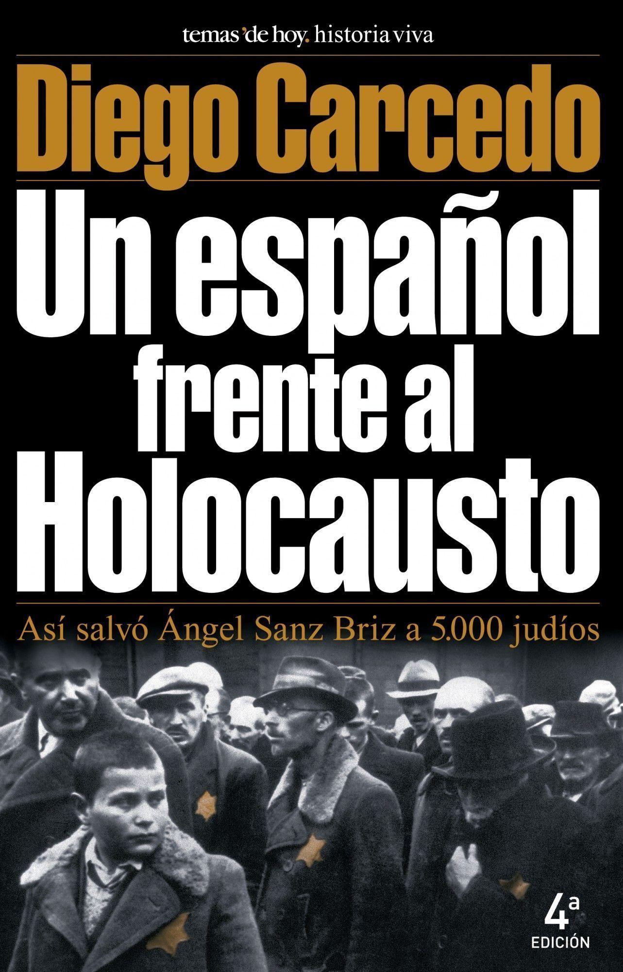 un español frente al holocausto-diego carcedo-jose manuel diego carcedo-9788478808489