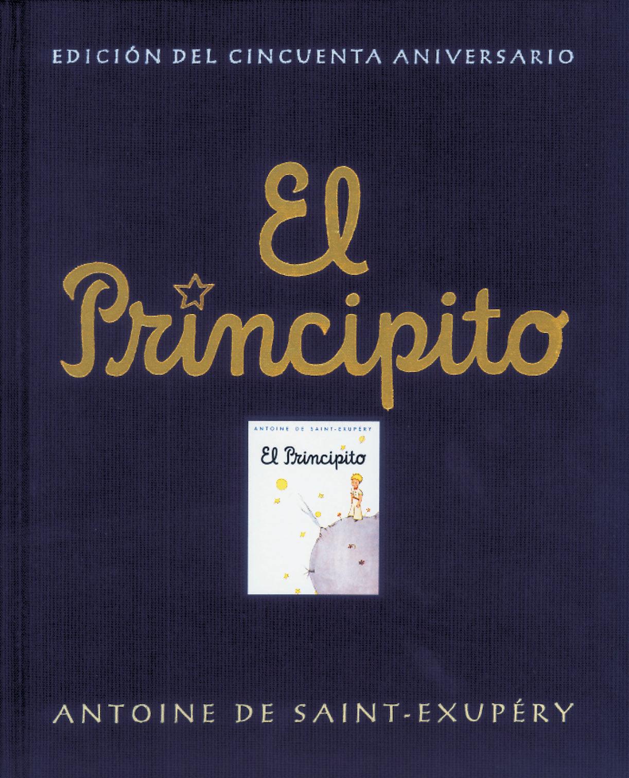 el principito (aniversario) (2ª ed.)-antoine de saint-exupery-9788478886289