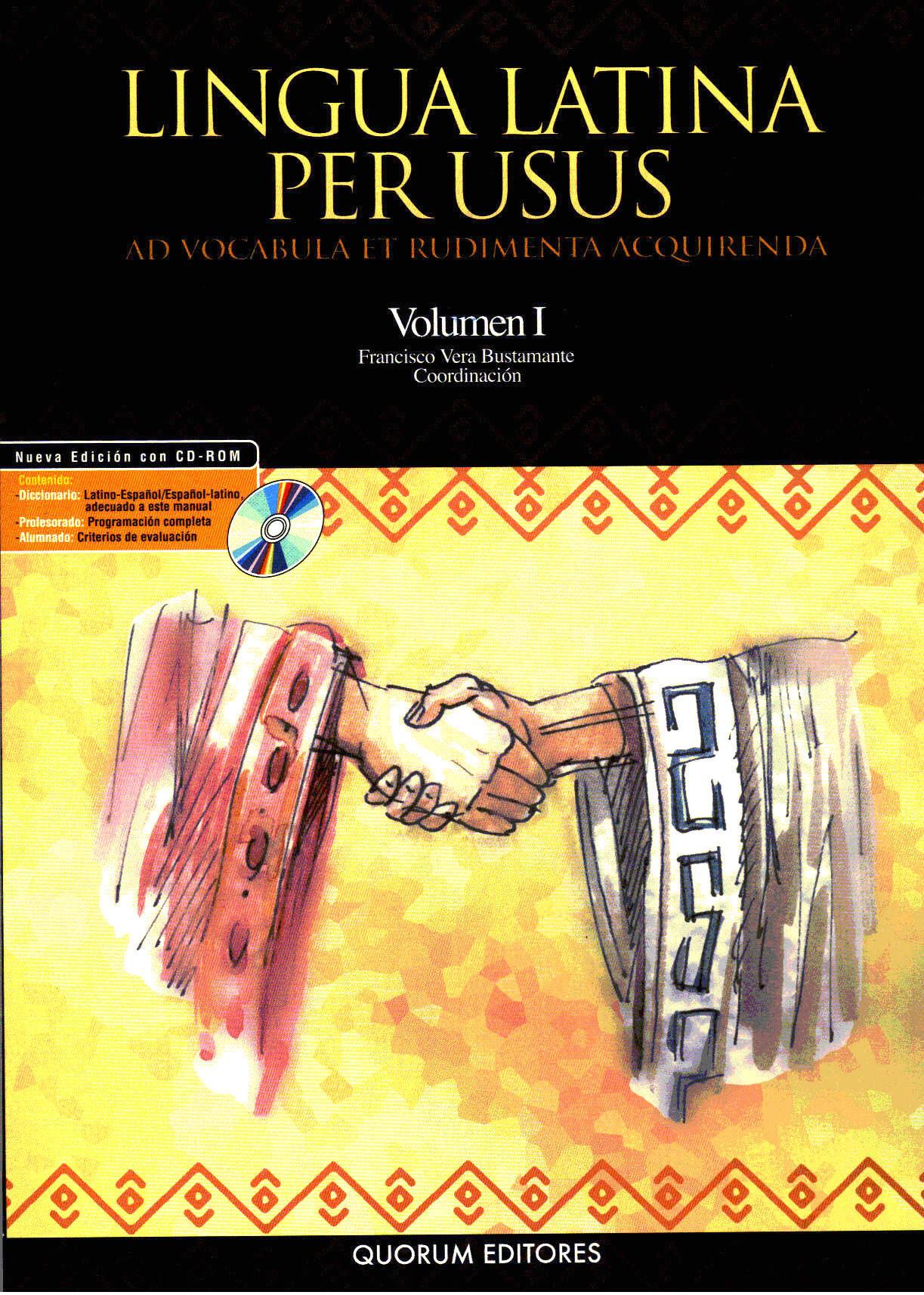 Lingua Latina Per Usus. Volumen I. (incluye Cd-rom) por Francisco (ed.) Vera Bustamante epub