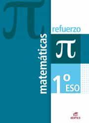Matematicas. Refuerzo De Matematicas 1º Eso por Marta Garcia Heras