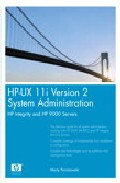 Hp-ux 11i Version 2 System Administration : Hp Integrity And Hp 9000 Servers por Marty Poniatowski epub