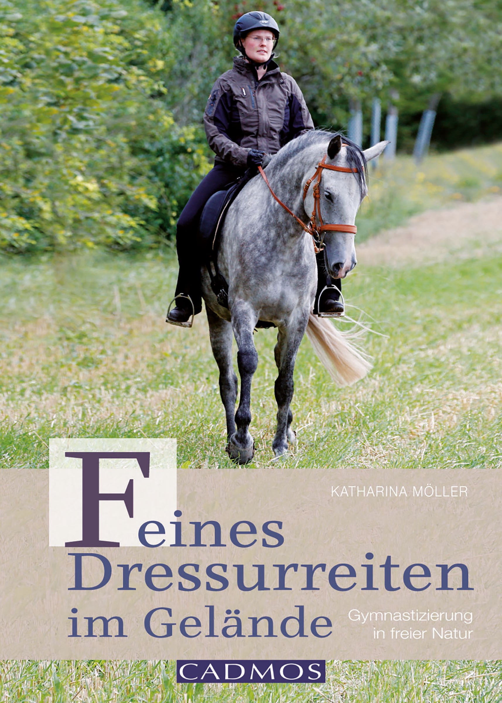 Feines Dressurreiten Im Gelände   por Katharina Möller epub