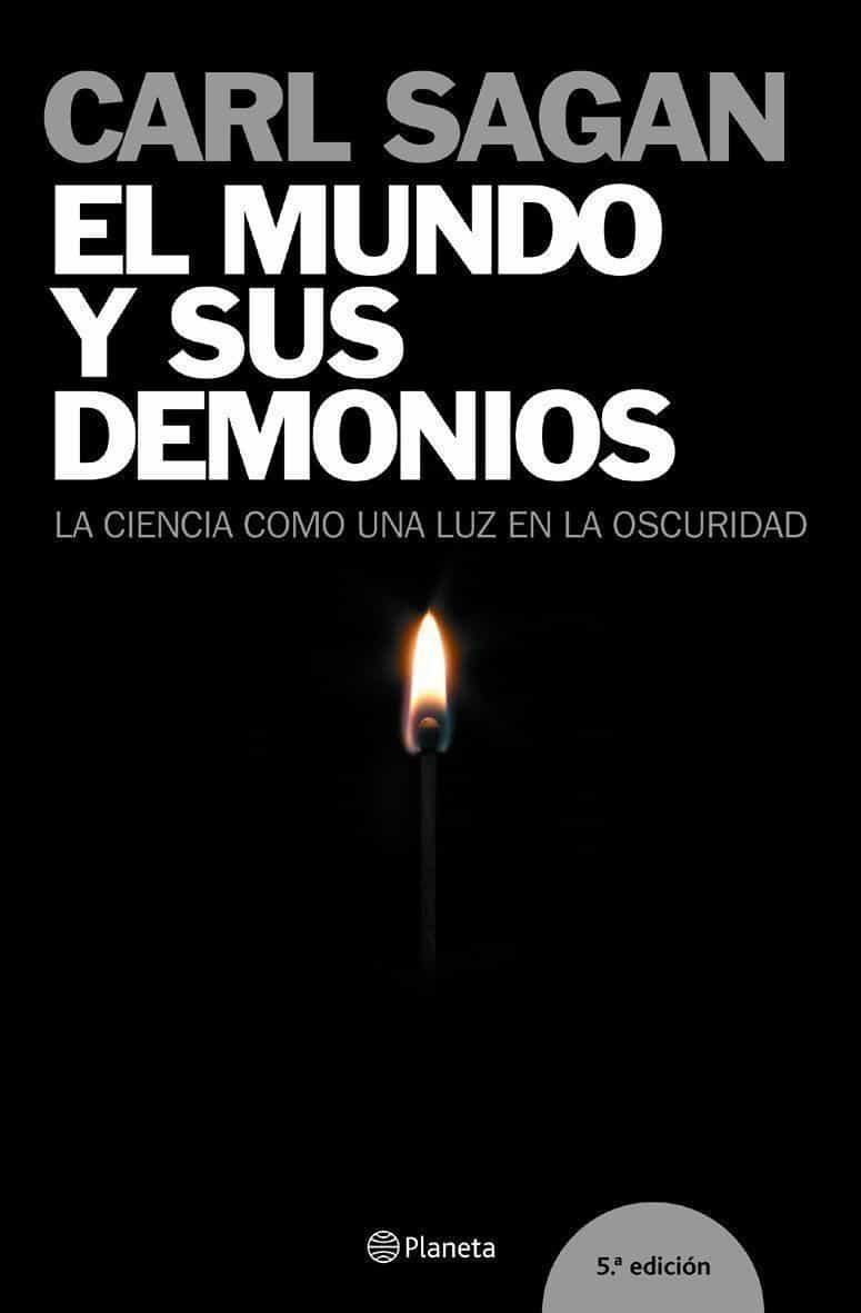 Resultado de imagen para portada libro el mundo y sus demonios