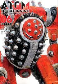 Atom The Beginning 6 por Masami Yuki