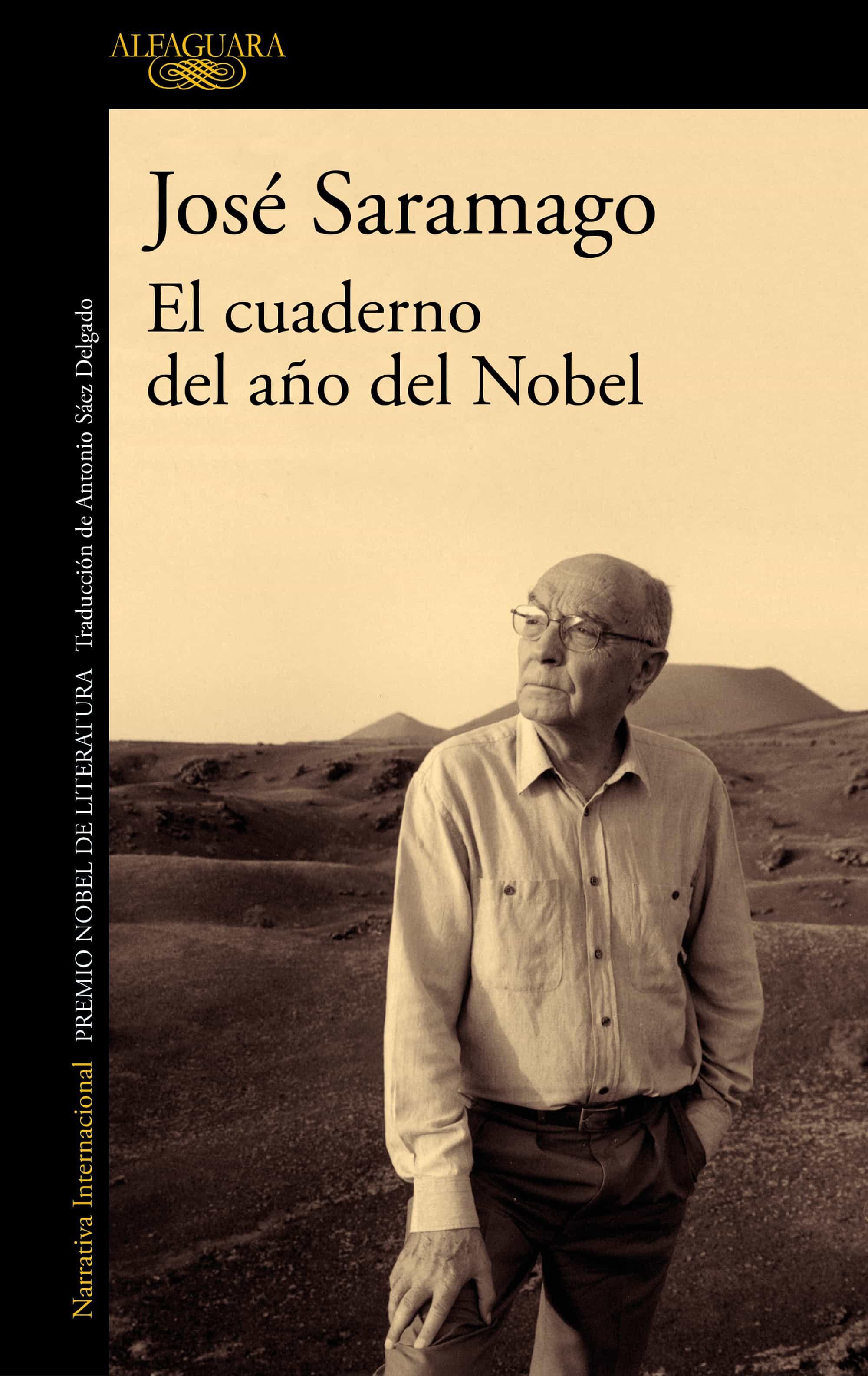 El Cuaderno Del Año Del Nobel por Jose Saramago