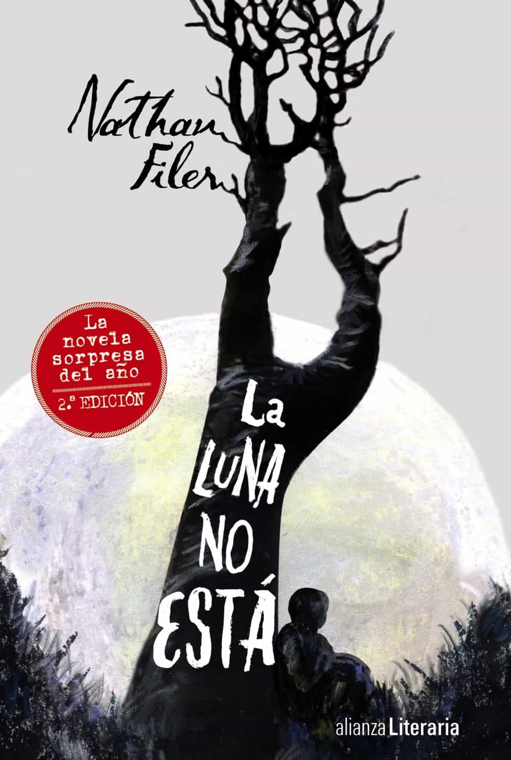 la luna no esta-nathan filer-9788420683799