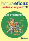 Los Aventureros, Educacion Primaria, 3 Ciclo Juego De Lectura por Vv.aa.
