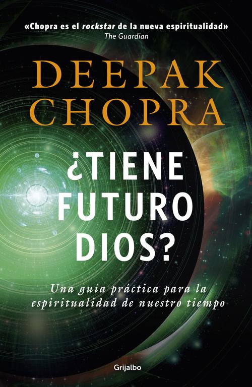 ¿tiene futuro dios?-deepak chopra-9788425353499
