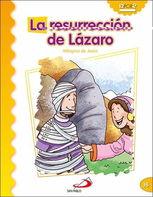 descargar LA RESURRECCION DE LAZARO (MILAGROS DE JESUS) pdf, ebook