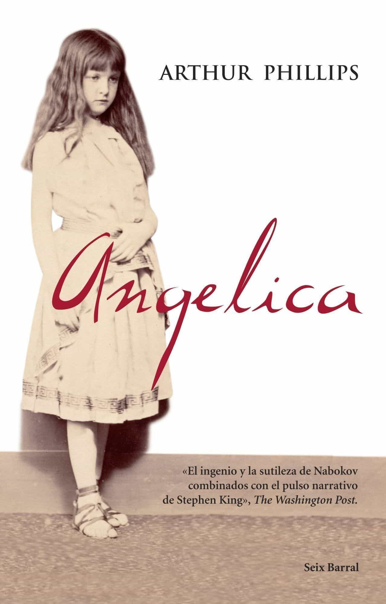 Angelica por Arthur Phillips