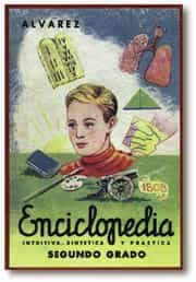 enciclopedia alvarez, 2º grado-antonio alvarez perez-9788441404199