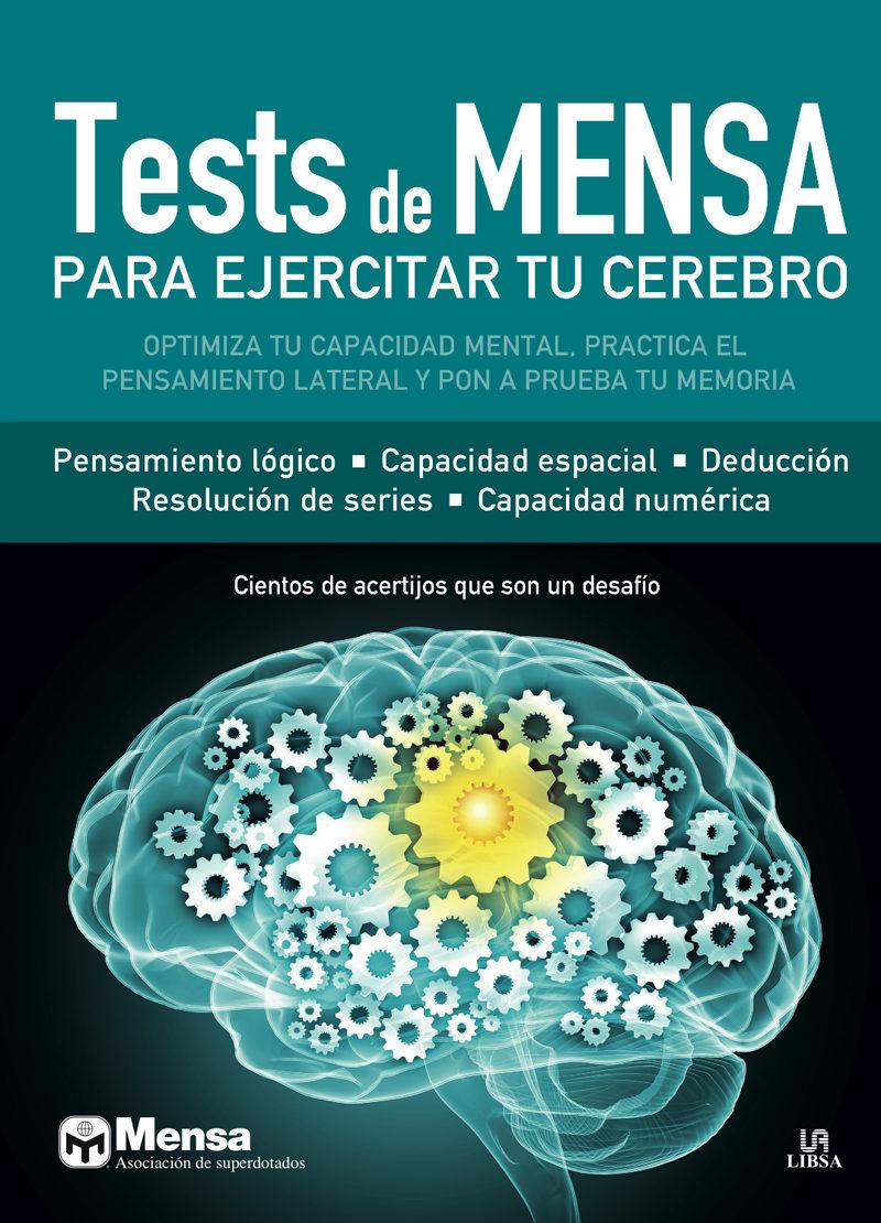 Tests de mensa para ejercitar tu cerebro tim dedopulos 9788466228299