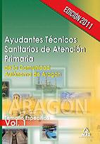 descargar AYUDANTES TECNICOS SANITARIOS DE ATENCION PRIMARIA. TEMARIO ESPEC IFICO I pdf, ebook