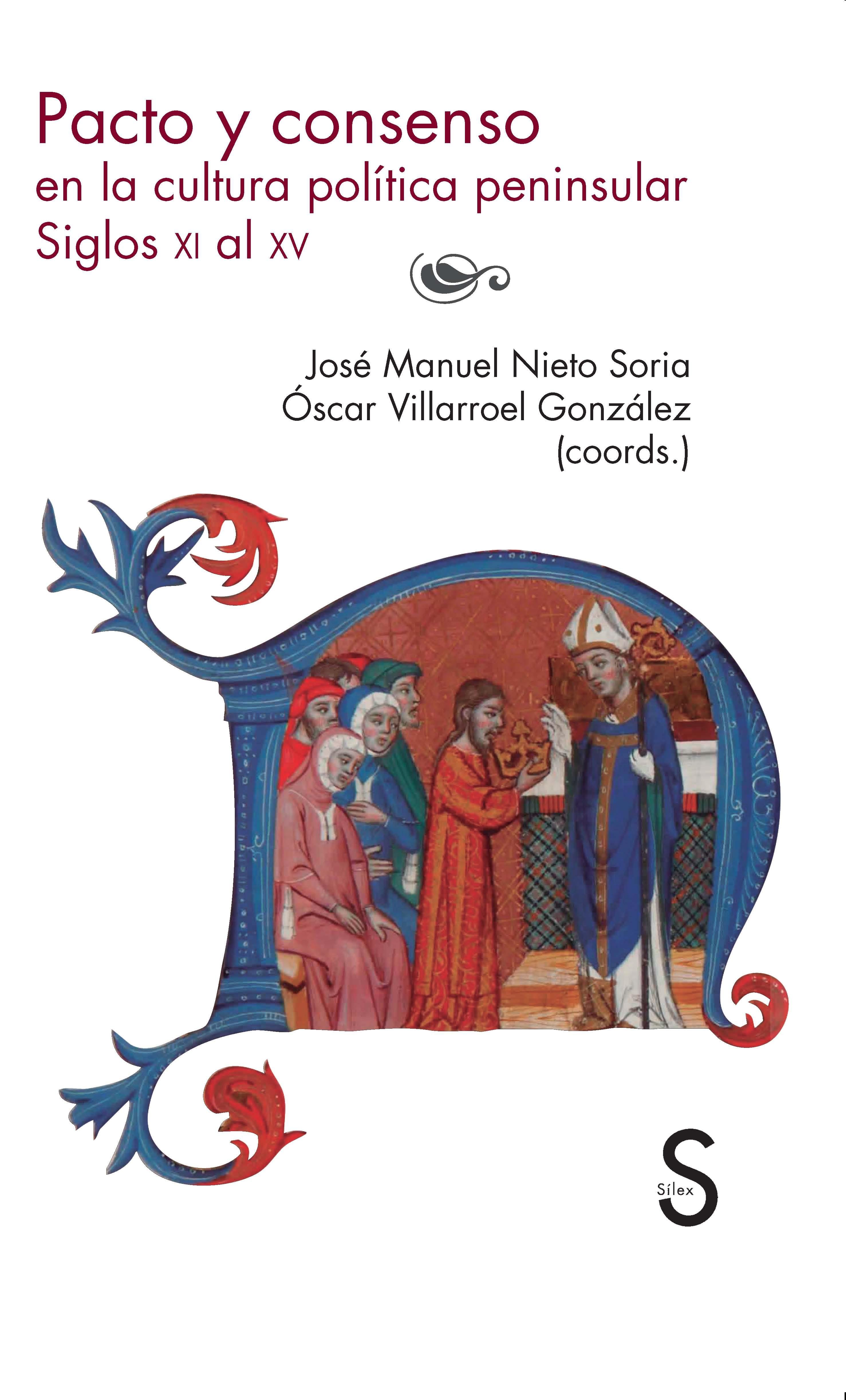 descargar PACTO Y CONSENSO EN LA CULTURA PENINSULAR (SIGLOS XI AL XV) pdf, ebook