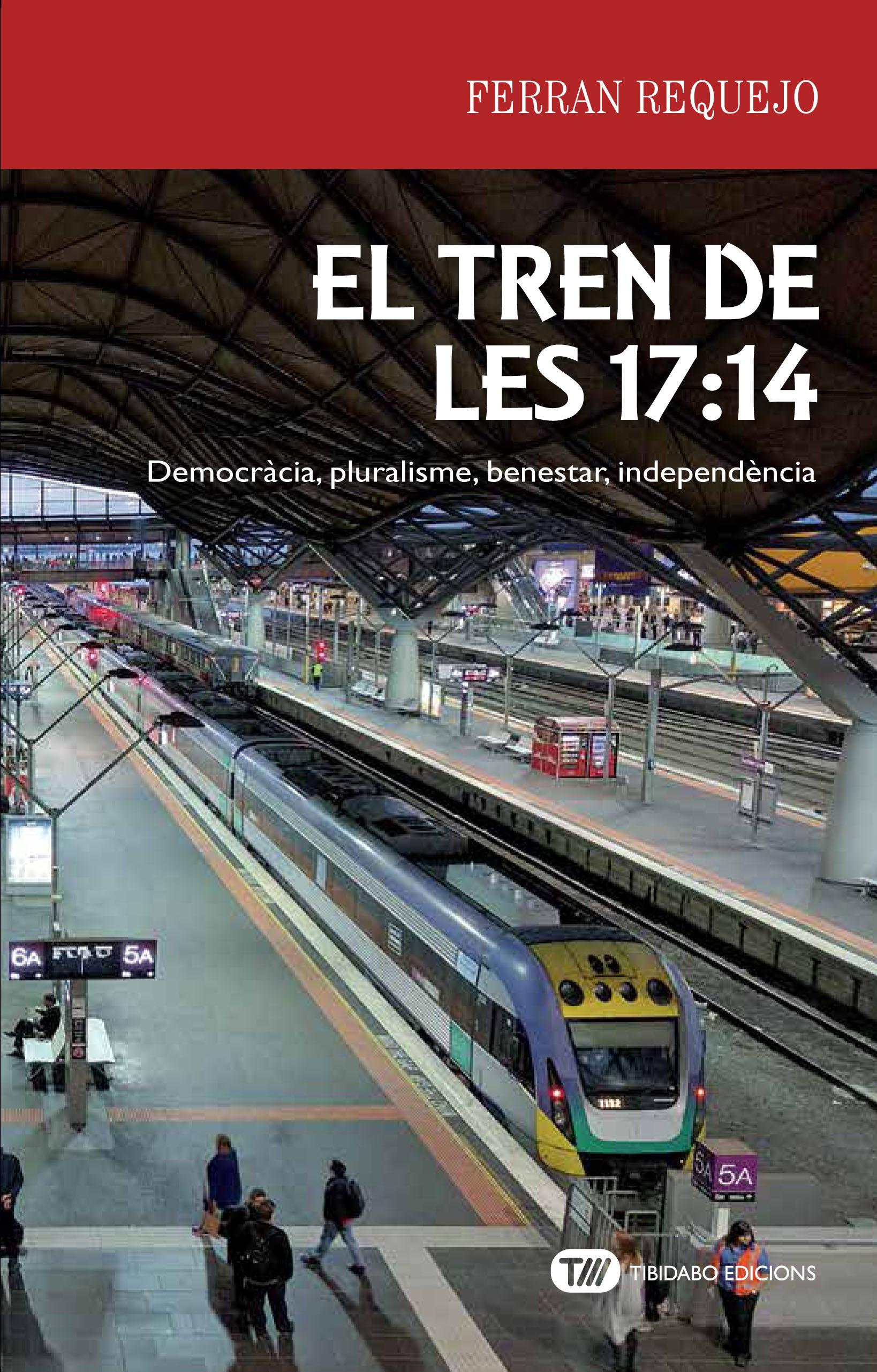 El Tren De Les 17:14 por Ferran Requejo epub