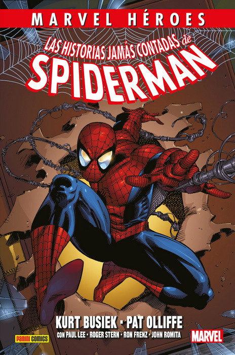 Las Historias Jamás Contadas De Spiderman por Vv.aa.