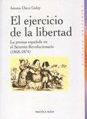 El Ejercicio De La Libertad por Antonio Checa Godoy epub
