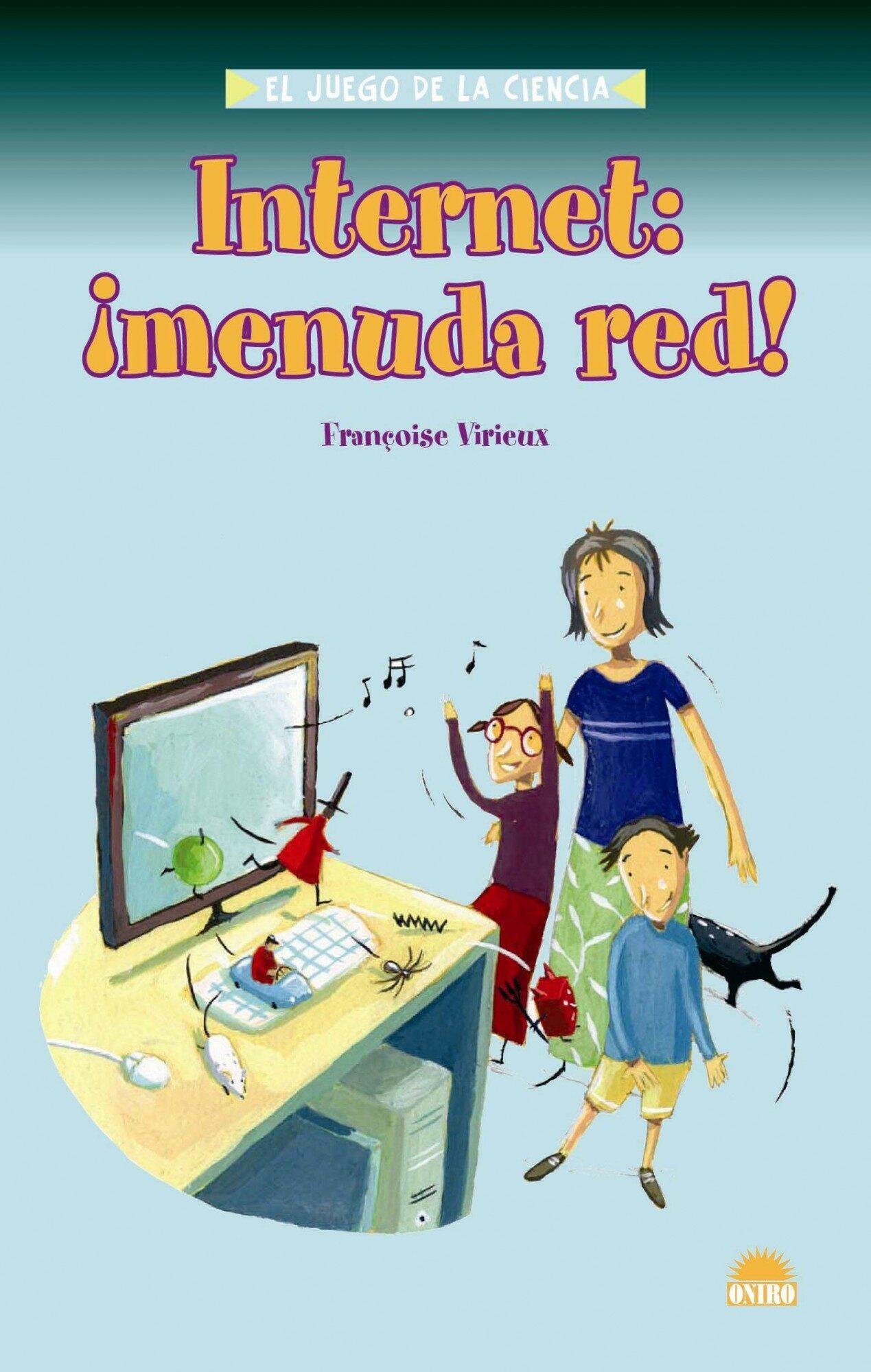 Internet: ¡menuda Red! por Françoise Virieux Gratis