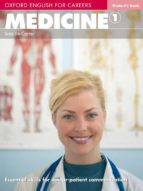 oxford english for careers: medicine 1: student s book-sam mccarter-9780194023009