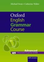 oxford english grammar course: advanced (with answers cd rom pack) 9780194312509