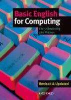 basic english for computing. student s book eric h. glendinning john mcewan 9780194574709