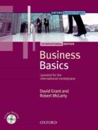 business basics ed international student s book-david grant-9780194577809