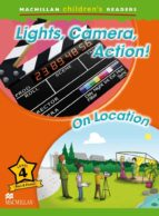 macmillan childern´s readers: 4 lights, camera, action 9780230443709