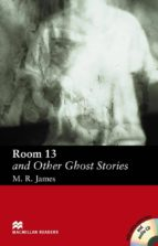 macmillan readers elementary: room 13 & others pack-m.r. james-9781405076609