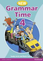 grammar time student book 4 ne  m-rom pack-9781405867009