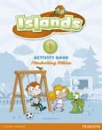 islands handwriting level 1 activity book plus pin code-9781447903109