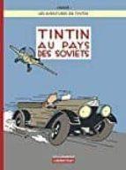 les aventures de tintin: au pays des soviets (couleur)-9782203136809