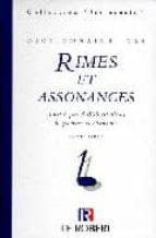 dictionnaire des rimes et assonances-armel louis-9782850363009