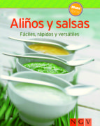 aliños y salsas  (minilibros de cocina) (fsc) 9783625005209