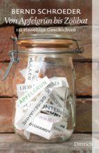 von apfelgrün bis zölibat (ebook) bernd schroeder 9783947373109