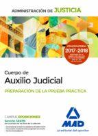 cuerpo de auxilio judicial de la administracion de justicia: preparacion de la prueba practica francisco enrique rodriguez rivera 9788414213209
