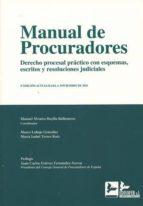 manual de procuradores-manuel alvarez-builla ballesteros-9788415276609