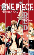 one piece guia nº 1 red-eiichiro oda-9788415480709