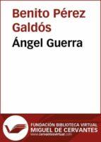 ángel guerra (ebook)-benito perez galdos-9788415548409