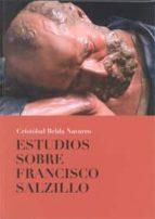 estudios sobre francisco salzillo cristobal belda navarro 9788416038909