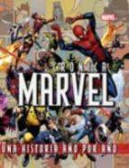 cronica marvel: la historia de marvel año por año-9788420539409
