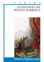 antologia de poesia barroca 9788420727509