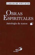 obras espirituales charles de foucauld 9788428520409